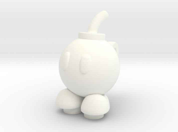 Custom Bob-Bomb Inspired Lego 3d printed
