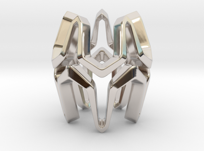YOUNIVERSAL Airy, Pendant 3d printed