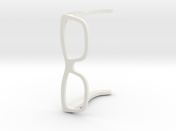 LB Glasses 3d printed