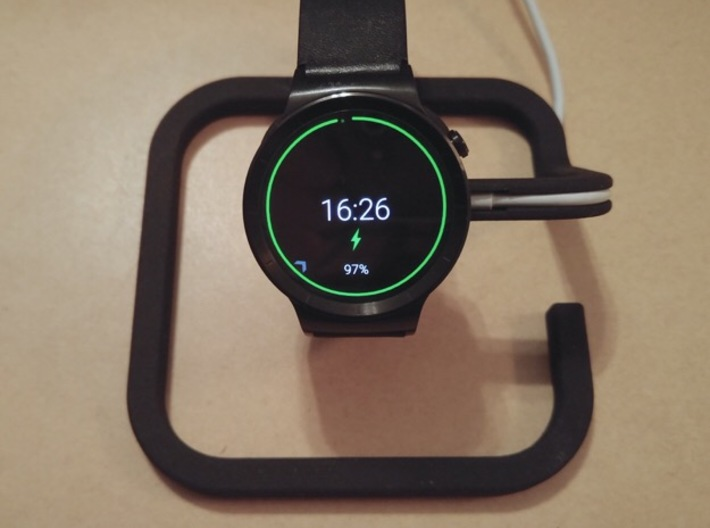 Huawei Watch Charging Stand 3d printed
