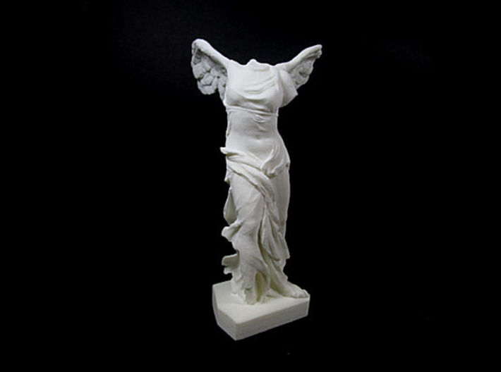 Nike - Winged Victory of Samothrace (c. 190 BC) 3d printed Nike - Winged Victory