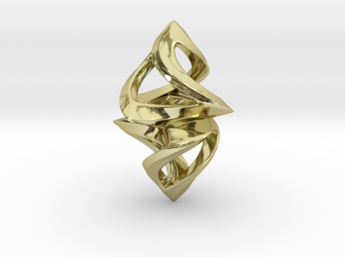Trianon Twins, Pendant 3d printed