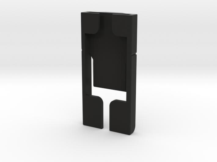 Strap Finn/Poe Buckle 3d printed