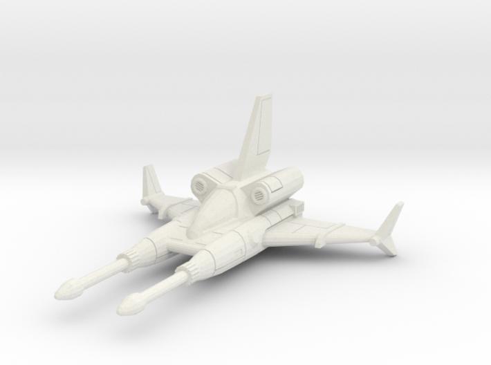 SPR-H5 Sparrowhawk 3d printed