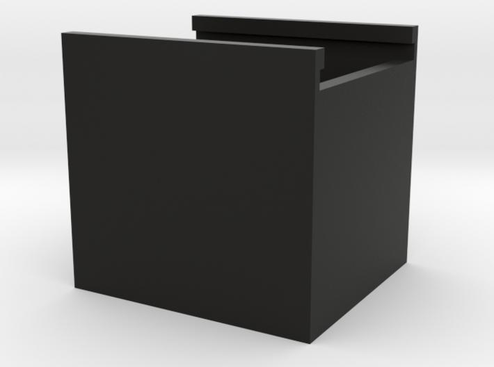22 Mm Coverslip Holder 3d printed