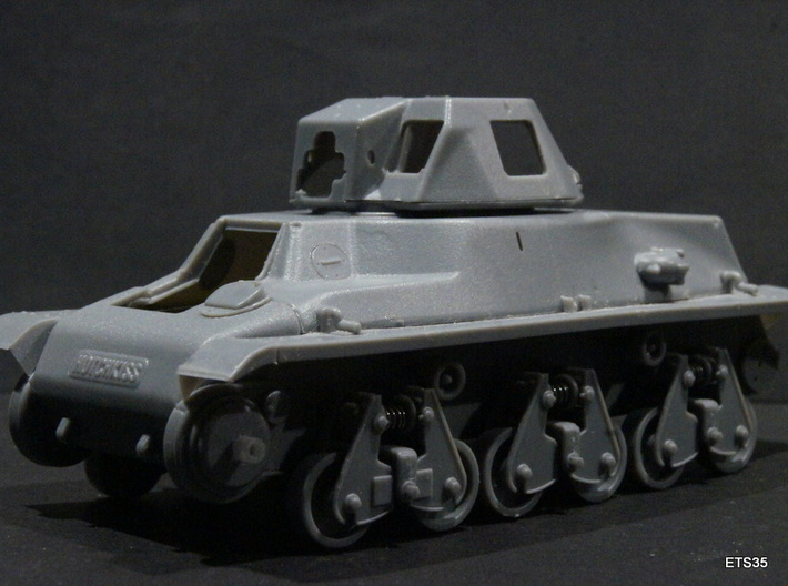 ETS35017 - APX-R turret with SA18 gun [1:35] 3d printed Bronco turret
