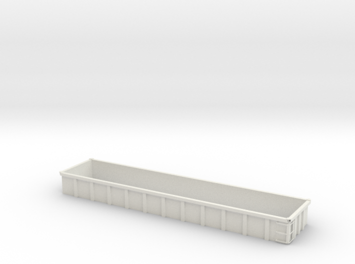O Scale Coalveyor Side Extensions 3d printed