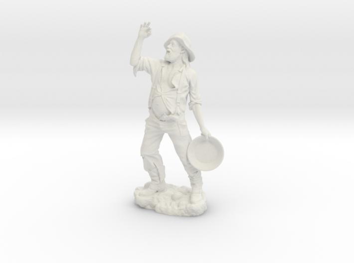 Gold Digger 3d printed