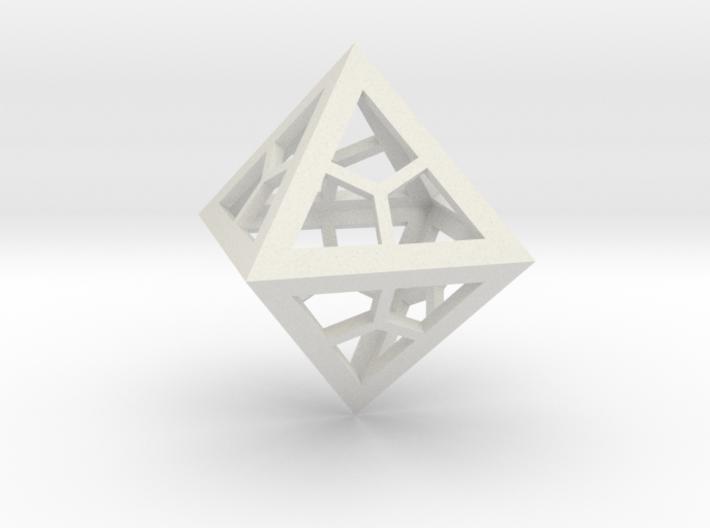 Diamond Custom 3d printed