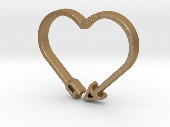 Love Arrow - Amour Collection 3d printed