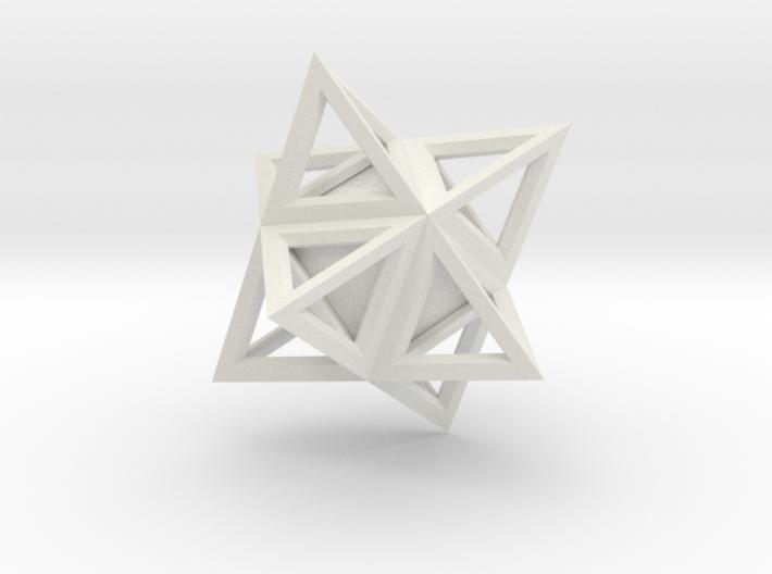Diamond 16 3d printed