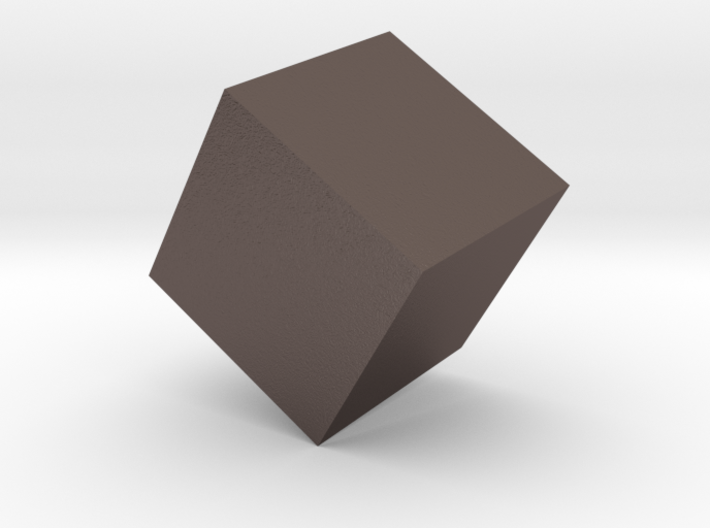 Cube Paperweight 3d printed