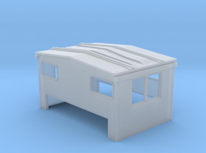 EV Cupola Early MKT/SCL/SOO 3d printed