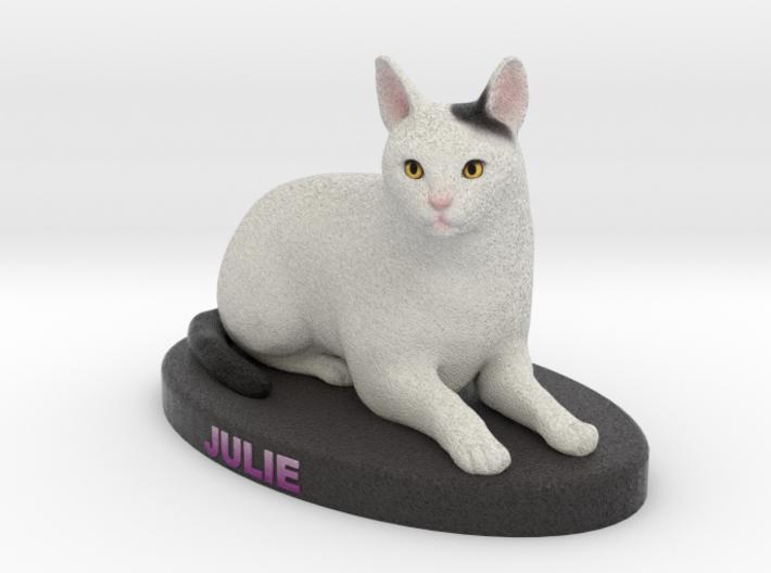 Custom Cat Figurine - Julie 3d printed