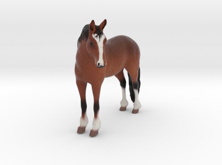 Custom Horse Figurine - Tauriel 3d printed