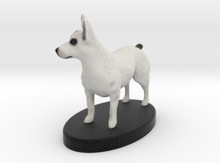 9340 - Scout - Figurine-meters 3d printed