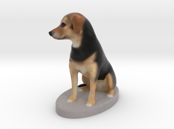9386 - Kaylee - Figurine-meters 3d printed