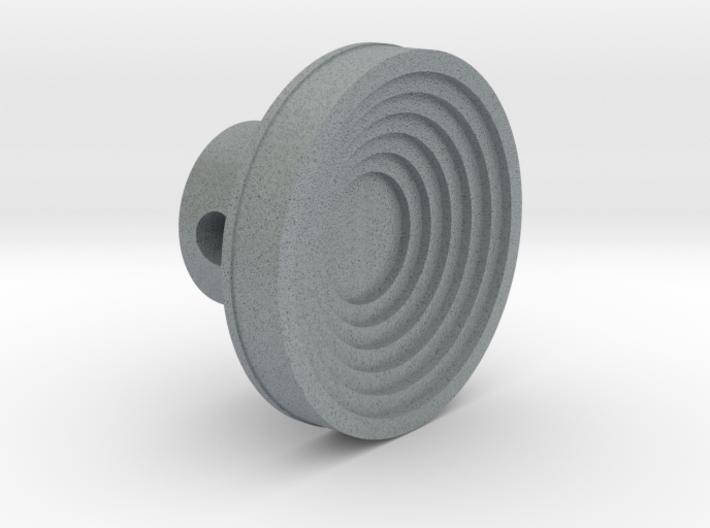 F16 cursor knob 3d printed
