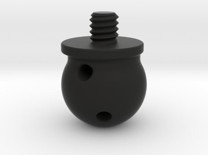 Mini Theta Tripod Ball 3d printed