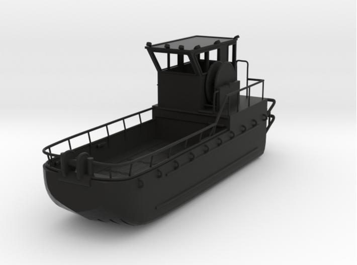 Fishing Vessel 3d printed
