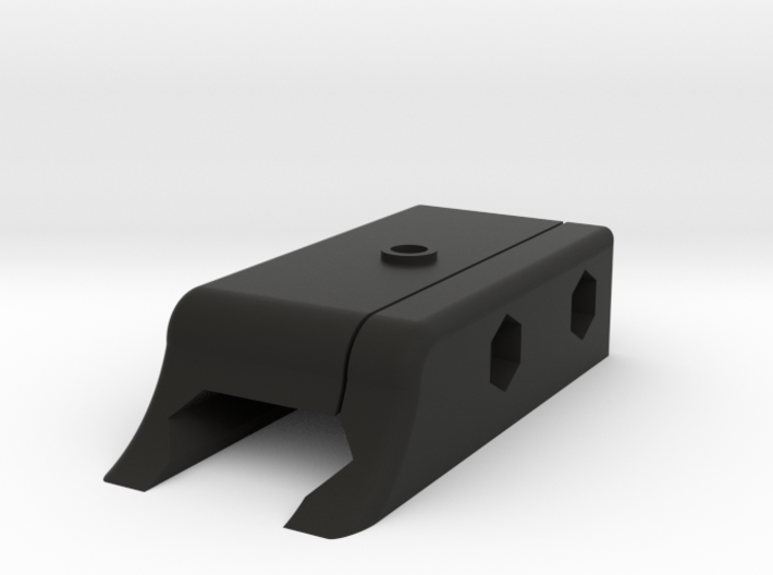 Mobius Rail Højre 3d printed