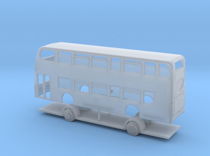 ADL Enviro 1/148 Oxford Bus Company 3d printed