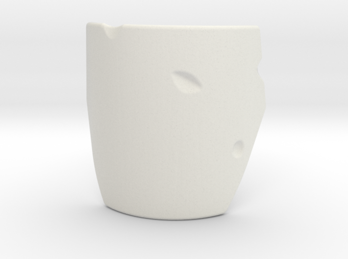 Shoulder Plate Right ROTJ 3d printed