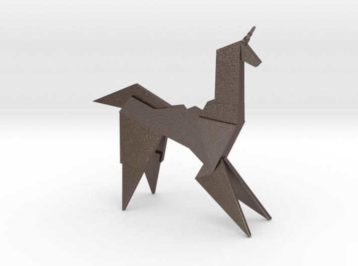 Gaff's Unicorn   Blade Runner Origami 3d printed