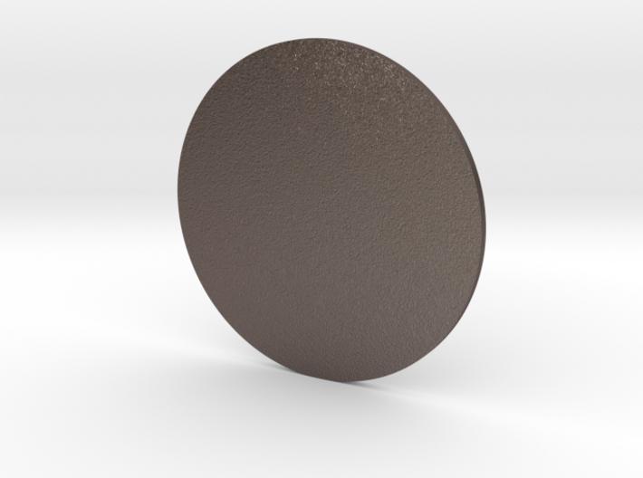 Chromodora center-cap 15mm 3d printed