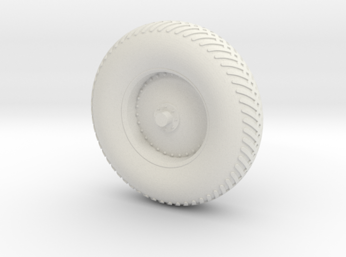 09B-LRV - Back Right Wheel 3d printed