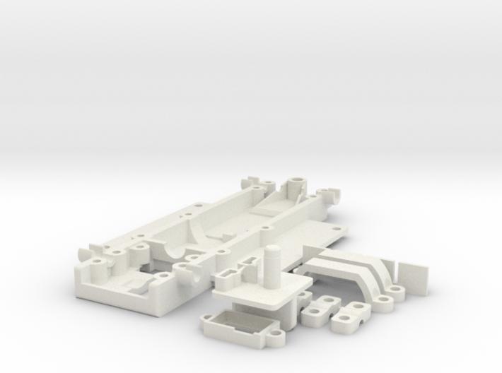DK167 SLS 3d printed