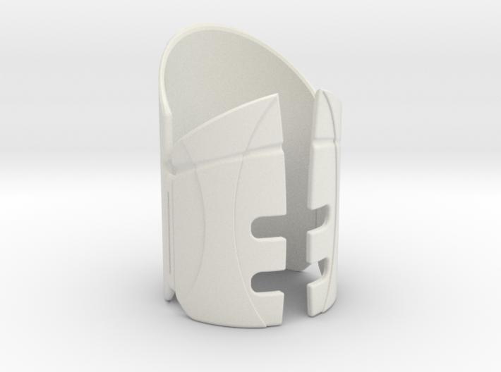 Emitter Shroud - Sentinel 3d printed