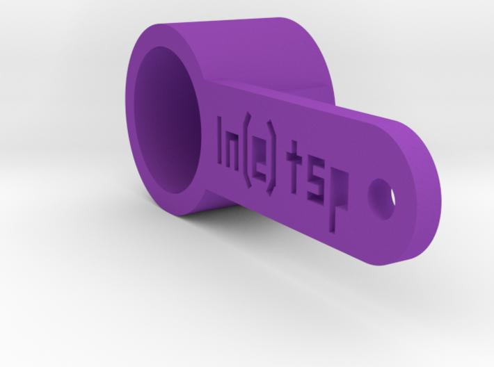 Ln(e) teaspoon 3d printed