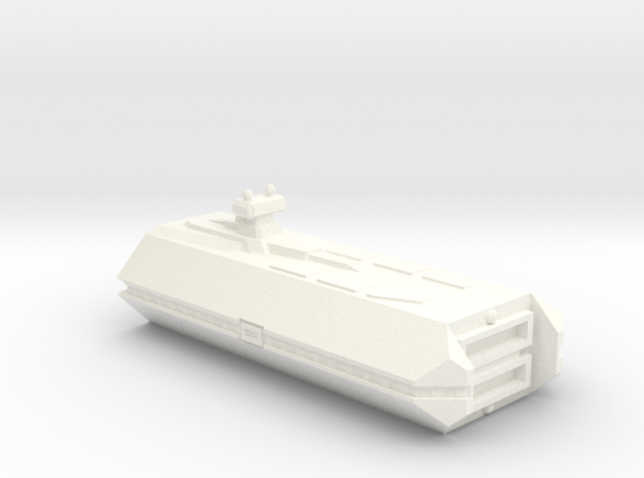 Imperial Fleet Carrier 3d printed