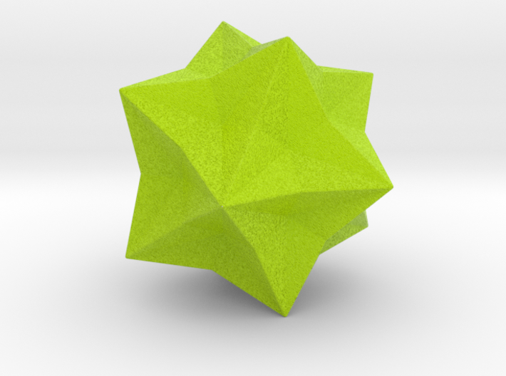 0448 Trapezohedrons F (I10) 3d printed
