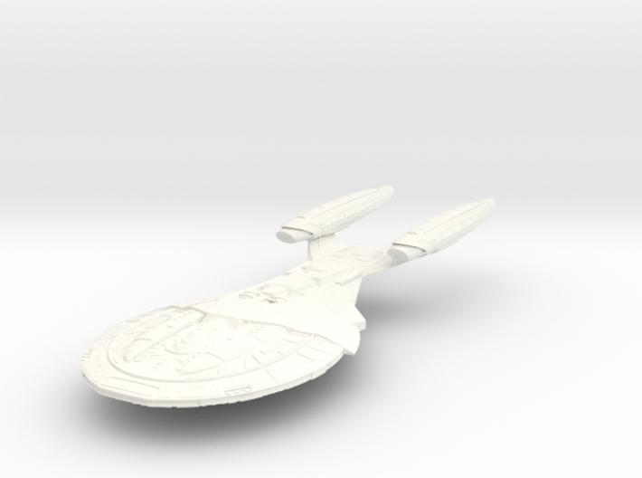 Armada Class V CarrierCruiser 3d printed
