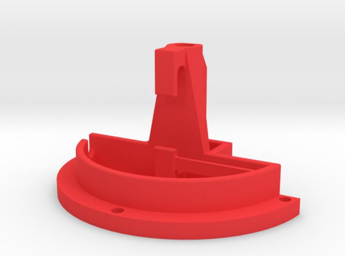 Pile Cap Laser Alignment Jig Rev06 3d printed