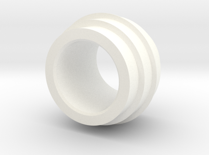 Side Booster ring 3d printed