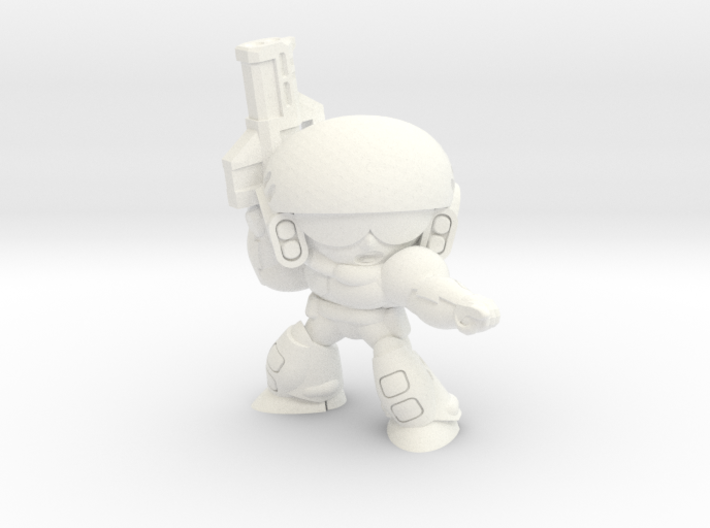 COLONIAL INFANTRY SGT. 3d printed