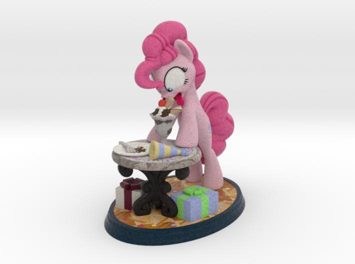 Mane Six #4 - Pinkie Pie 3d printed
