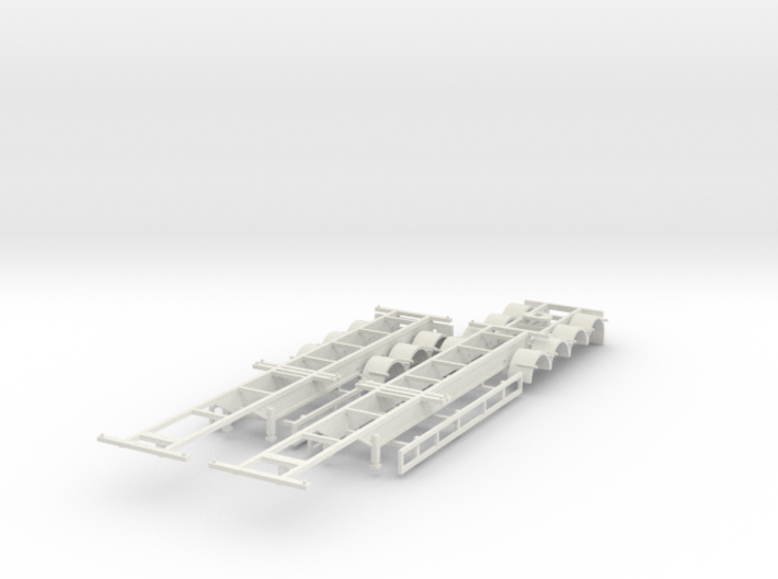 000465 Australia container super B Train  3d printed