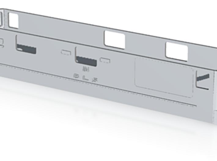 Gehäuse Re425 BLS Spur TT Version 2 3d printed