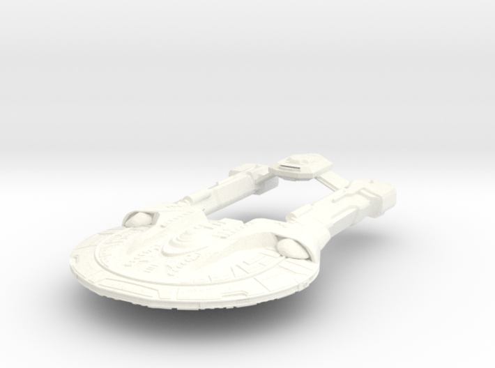 Steamrunner Class Refit C HvyDestroyer 3d printed