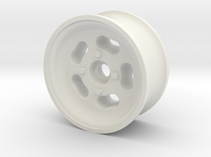 1/10 SCALE 1.9 TRAILER WHEEL MAGS 3d printed