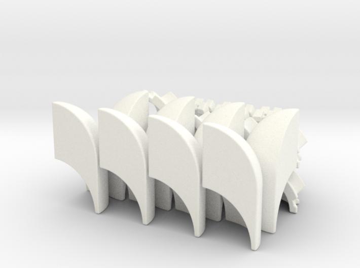 Gift Capsule Mid Split 3d printed