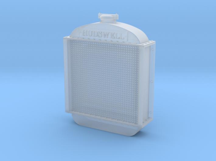 Hudswell Clarke D29 Radiator 1:19 3d printed