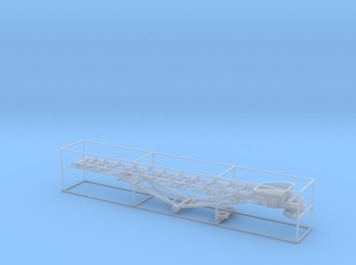 1/64th 36 foot material conveyor 3d printed