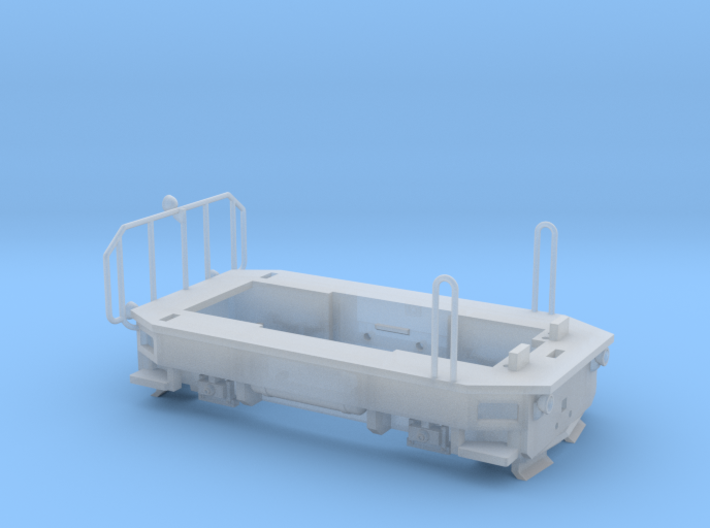 LSE Tm 103 Chassis 3d printed