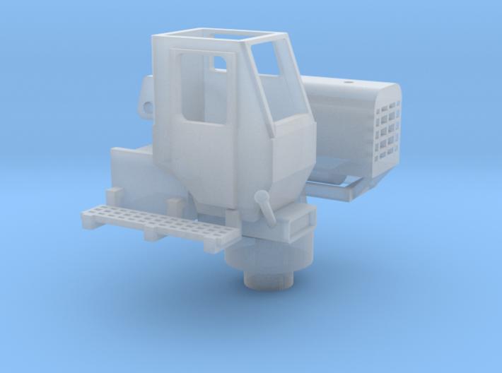 LSE X 289 Kranwagen Kabine 3d printed