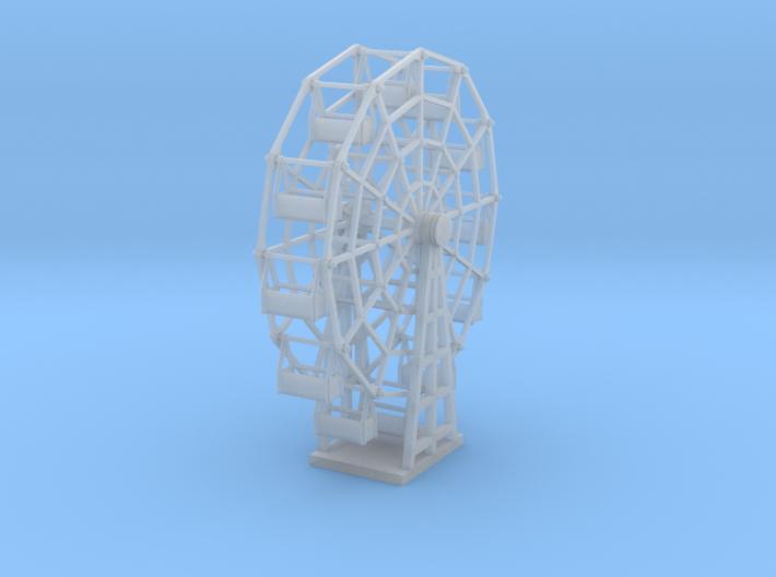 Ferris Wheel - TT Scale 3d printed
